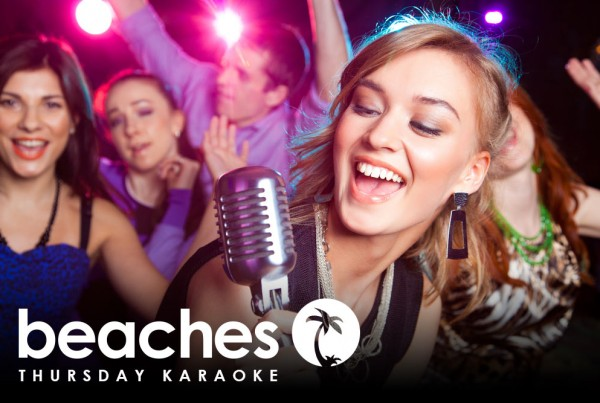 Beaches-THURSDAY-KARAOKE-Template
